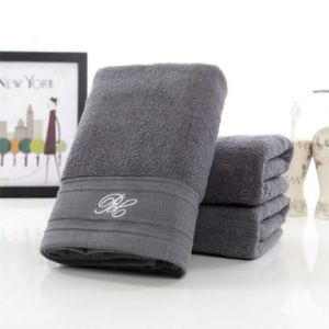 Sports Towels with Various Patterns Bath Towel Cotton Towel Hand Towel pictures & photos