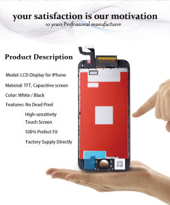LCD Touch Screen for iPhone7 LCD Screen pictures & photos