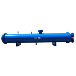 Shell and Tube Evaporator and Condenser for Air Conditioner pictures & photos