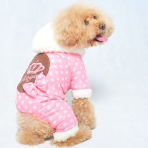 Cute Dog Warm Clothes Pet Pants pictures & photos