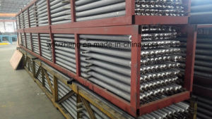 Fin Tube for Heat Transfer, Aluminum Finned Tube for Food Industry pictures & photos