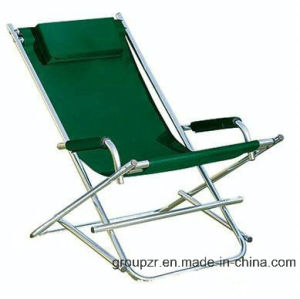 Foldable Swing Beach Chair for Camping, Leisure pictures & photos