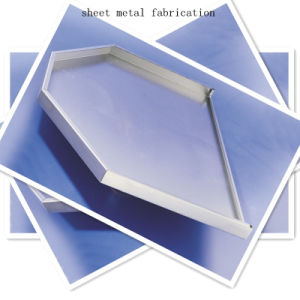 Stainless Steel Sheet Metal Fabrication (GL030) pictures & photos