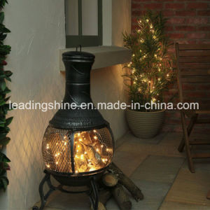 Cr2032 Battery Operated Original Starry Copper String Lights White 20 LEDs Outdoor Garden pictures & photos