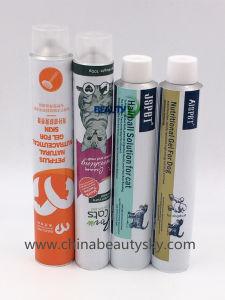 Body Care Cream Shaving Cream Cosmetic Flexible Packaging Aluminum Container pictures & photos