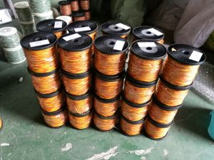 Thermocouple Wire 100meters/Roll for Heating Treatment Machine pictures & photos