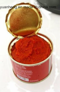 High Quality Canned Food Manufacturer Chinese Supplier Canned Tomato Wholesale Paste pictures & photos