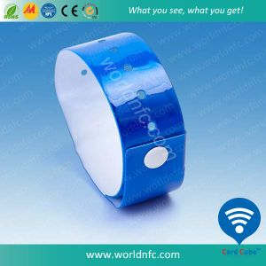 Patient Identification Qr Code Disposable Wristband pictures & photos
