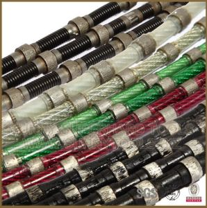 Diamond Wire Saw, Multi Wire Saw for Quarry, Squaring, Profiling pictures & photos