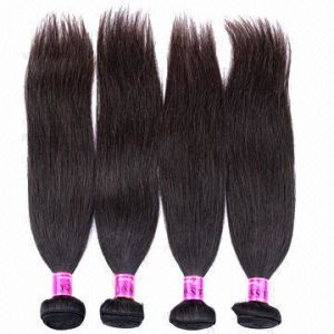Brazilian Virgin Remy Hair Weft /Hair Weaving /Hair Extensions pictures & photos