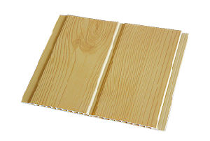 200*7mm PVC Ceiling Panel PVC Panel Ceiling Panel Wooden Color pictures & photos