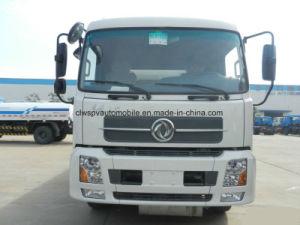 4X2 Oil Transport Truck 15000L Aluminum Alloys Fuel Tanker Truck pictures & photos