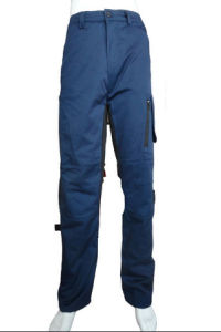 Hot Newest Lined Twill Blue Pants, Short, Workwear Pants, Trousers pictures & photos