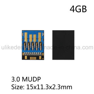 DIY USB Flash Drive 3.0 Mudp Flash drive Chip (4GB) pictures & photos