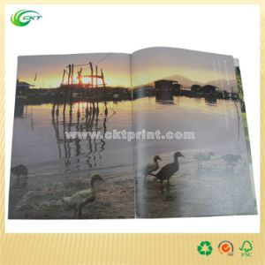 Cheap A4/A5 Cmyk Book Printing Glossy Art Paper Magazine (CKT-BK-410) pictures & photos