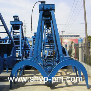 Rope Type Wood Grab/Timber Grab pictures & photos