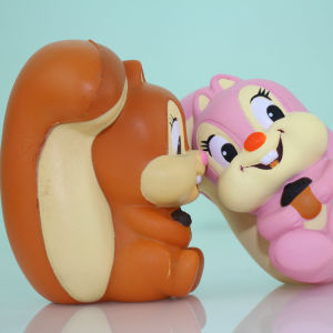 Low Price Promotion Is Very Cute Squirrel Soft Toy pictures & photos