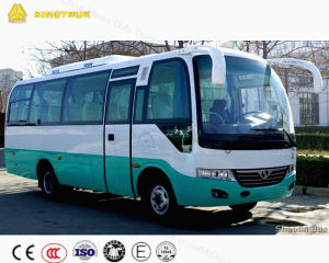 28-33 Passenger Seats Minibus/Shuttle Bus/City Bus pictures & photos