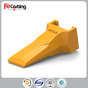 V17syl Bucket Teeth of Excavator Via Investment Casting pictures & photos