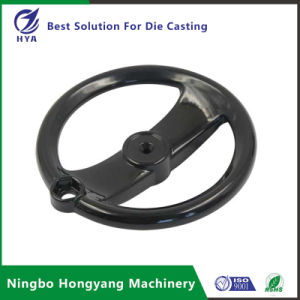 Aluminum Die Casting Driver Wheel pictures & photos