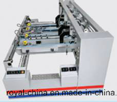 High Speed Full Automatic Twin-Box Folder Gluer Machine with ISO9001 pictures & photos