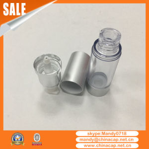 Wholesale Clear Cosmetic Pump Sprayer Bottles in Stock pictures & photos