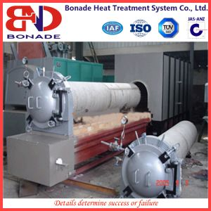 Forvacuum Furnace Trolley for Bright Annealing Furnace Without Oxidation pictures & photos
