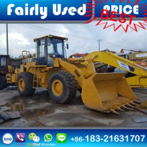Used Front End Loader Cat 966h Wheel Loader for Sale pictures & photos
