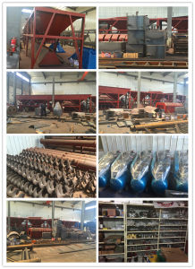 Yhzs50 Hot Sale Portable Concrete Batching Plant pictures & photos