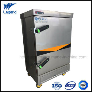 Automatic Stainless Steel Electric Commercial Steamer for Restaurant pictures & photos