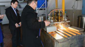 Metal Metallurgy Machinery CNC Hydroxic Gas Metal Cutting Machine pictures & photos