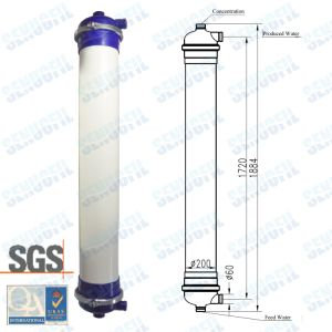 Outside-in PVDF UF Membrane Filter Housing Modules for Water Treatment pictures & photos