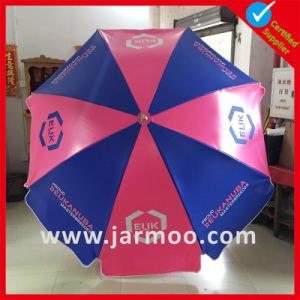 Custom Design Printed Garden Umbrella pictures & photos