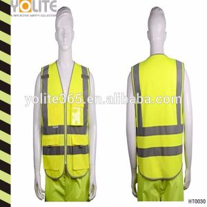 Hot Sales The Best Safety Vest Construction for Ht0063 pictures & photos