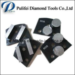 Metal Abrasive Pad Lavina Grinding Pad pictures & photos