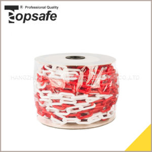 6mm Red White Plastic Warning Chain pictures & photos