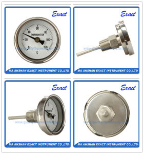 All Stainless Steel Thermometer - Bimetal Thermometer -Oven Thermometer pictures & photos
