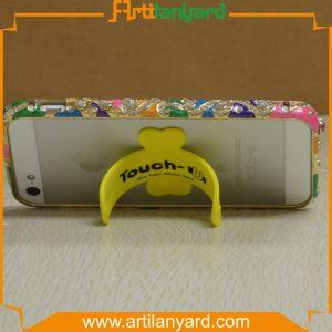 Customized Fashion Logo Phone Holder pictures & photos