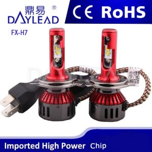 Dual Beam All in One LED Headlight Ce RoHS DOT Certificate pictures & photos