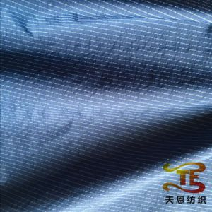 310t Nylon and Stripe Polyester Fabric for Jackets pictures & photos