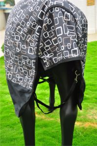 600d Horse Star Turnout Rug for Sale pictures & photos