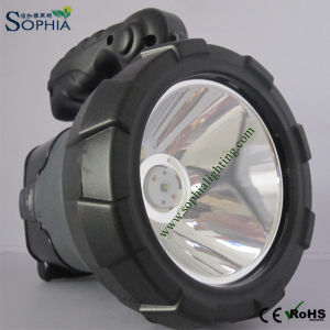 5W Portable Solar Lighting, LED Search Light pictures & photos