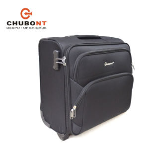2017 Chubont High Qualilty Four Wheels Nylon Computer Case pictures & photos