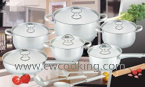 15PCS Ss Cookware Set pictures & photos