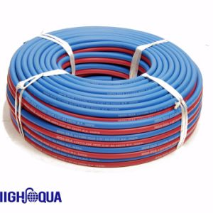 En559 Industria Flexible Rubber Twin Welding Hose pictures & photos