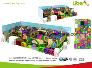 Ce High Quality Children Indoor Playground Equipment Made in China pictures & photos