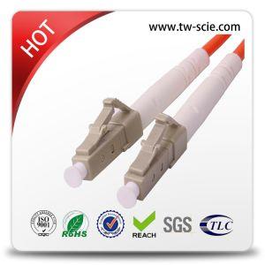 Sm 9/125um Sc/APC Optical Fibre Patch Cord/Optic Fiber Water-Proof Pigtail pictures & photos