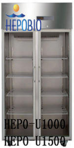 2~8 Degree 1000 L Upright Style Medical Refrigerator (HEPO-U1000) pictures & photos