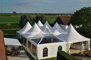 20 X 20 Aluminum Structure Quad Wedding Canopy Tent pictures & photos