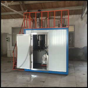 Liquid Nitrogen Automatic Plastic Cryogenic Grinder pictures & photos